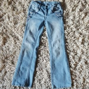 Girls Cat & Jack Bootcut Jeans